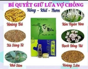 review phụ khoa Diệp Tố Như Thanh Mộc Hương