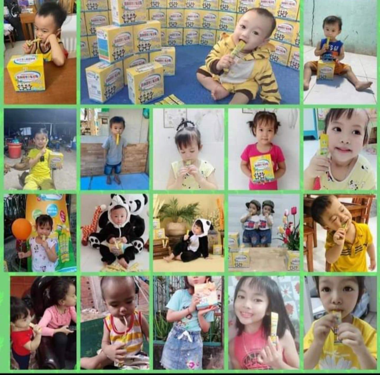 siro ăn ngon baby plus tại Đồng nai