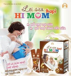 Lợi sữa hi mom có tốt không